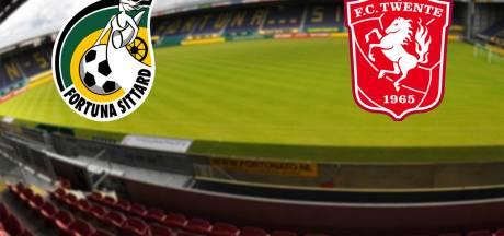 LIVE | Fortuna jaagt tegen FC Twente op eerste overwinning