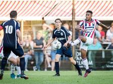 Geen wedstrijd op open dag Willem II
