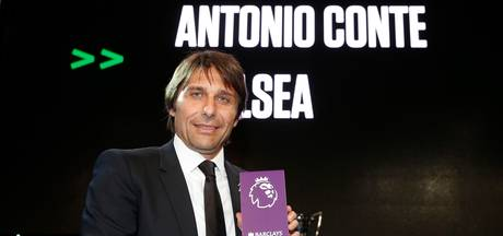 Conte beste manager in Engeland