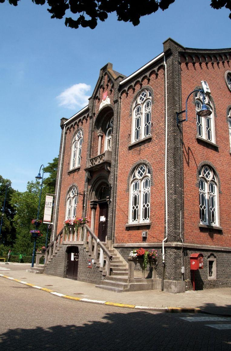 Oud - gemeentehuis Kontich