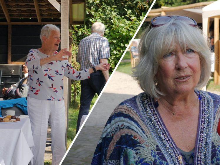 Willeke Alberti bezorgt dementerende ouderen heerlijke middag, zonder te zingen