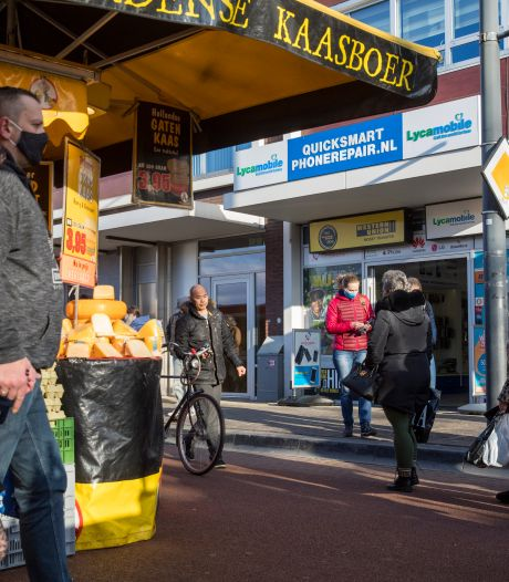PvdA Eindhoven wil rigoureuze maatregelen voor de Kruisstraat: 'Het ettert daar al tien jaar door'