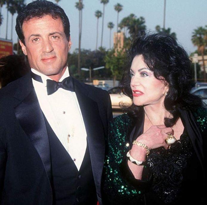 La maman de Sylvester Stallone