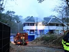 Brand in villa aan Dolderseweg in Den Dolder