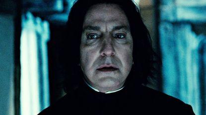 J.K. Rowling onthult hoe Severus Snape zijn naam kreeg
