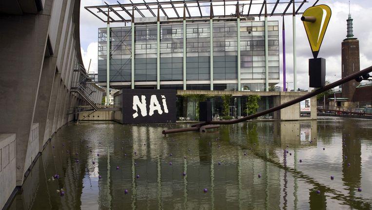 Nederlands Architectuurinstituut Beeld ANP