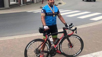 """'Beer van Nieuwmoer' rijdt 666 kilometer in 22 uren tijd: """"De uitdaging was 647 kilometer in een maand, maar dat was te gemakkelijk"""""""