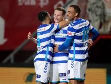'Jonkie' Lelieveld groeit in zijn rol bij De Graafschap: 'Met goal of assist sneller in de picture'