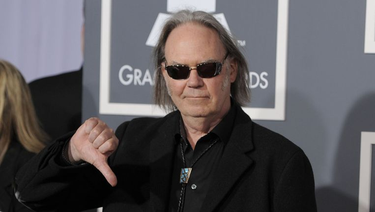 Neil Young Beeld