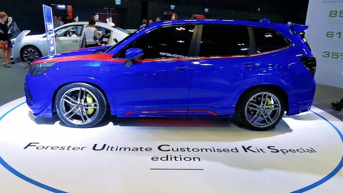 Subaru FUCKS Edition