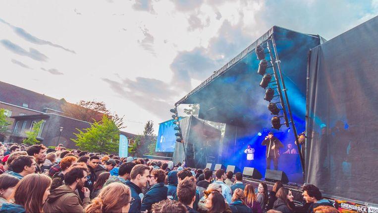Geen 1 mei festival in het Begijnhofpark in 2020