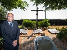 De begraafplaats in Harbrinkhoek-Mariaparochie: Soms komt de dood te dichtbij