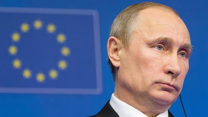Il ne faudrait pas chercher des poux à Vladimir Poutine.