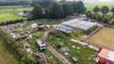 Het landgoed in Witharen is de afgelopen twee jaar behoorlijk verrommeld.