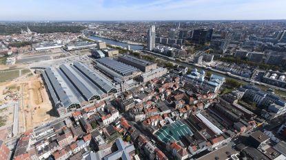 Haven van Brussel naar Grondwettelijk Hof
