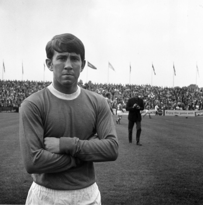 Howard Kendall in 1967.