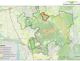 Mountainbikers in Kalmthoutse Heide nog maar enkel toegelaten op uitgestippelde routes: petitie tegen maatregel al 1.800 keer ondertekend