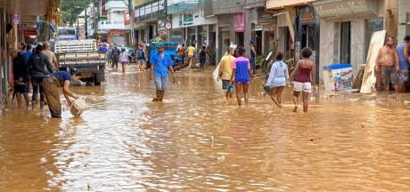 Minstens 30 doden door noodweer in Brazilië, 3500 mensen ontheemd
