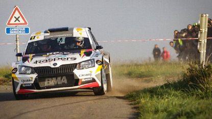 Princen wint Rally van de Condroz, Verschueren pakt Belgische titel