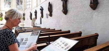 Puzzelen met kerkschatten van Bernardus in Wouw en Halderberge