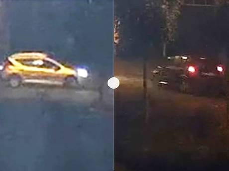 Nieuwe bewakingsbeelden doorrijder Nieuwe Prinsenkade Breda: in auto zaten twee personen