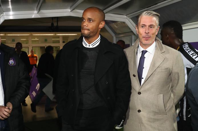 Le Sporting d'Anderlecht et Vincent Kompany comparaîtront, mardi, devant la Commission des Litiges.