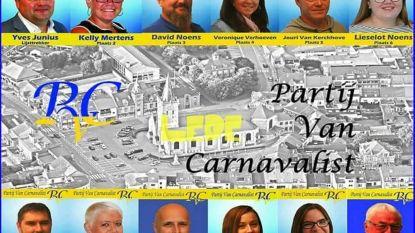 Dozijn kandidaten voor Partij van Carnavalist (PvC)