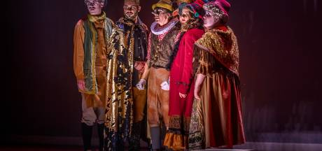 Pinocchio volgens Roosendaalse jonge theatermakers