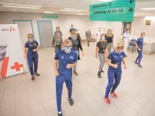 Dansen in de ziekenhuisgangen: met de Jerusalema mag het