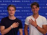 Broers zamelen geld in voor coronahulp met armbandjes die voor bewustzijn zorgen
