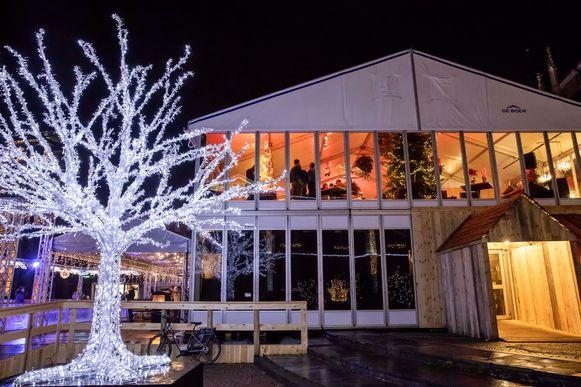 Kerstsfeer in Sint-Truiden.