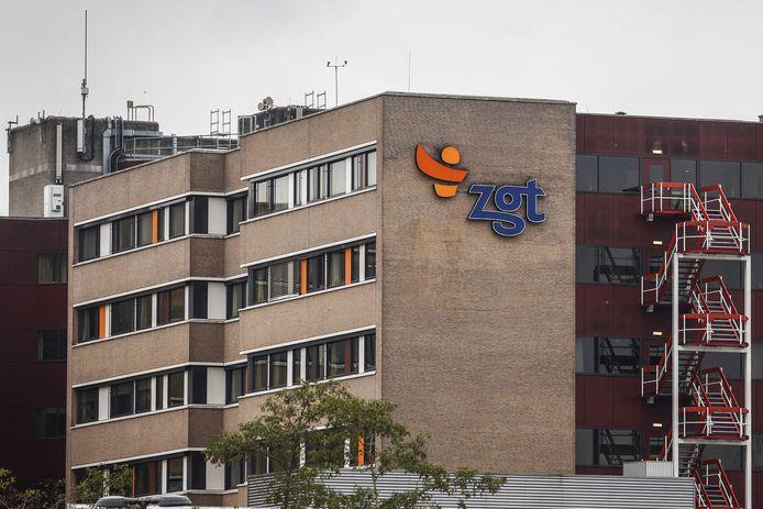 Het ziekenhuis van ZGT (Ziekenhuisgroep Twente) locatie Almelo.