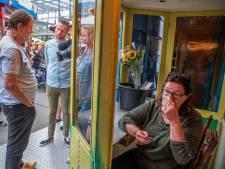 Exploitante in tranen door steunbetuiging voor Muizenstad op Tilburg kermis