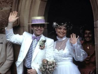 Ex-vrouw Elton John wilde einde aan leven maken enkele dagen na huwelijk