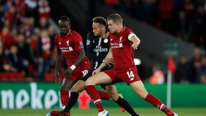 LIVE. Liverpool beloond voor aanvalsdrift: Sturridge kopt staalhard binnen, sterren van PSG aan zet