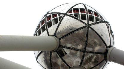 Restaurant Atomium staat te koop