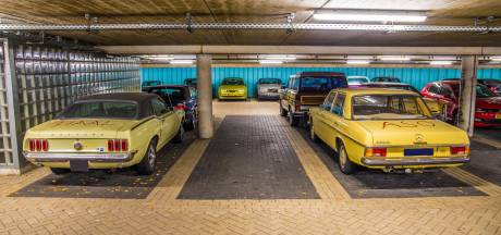 'Haal weg aso' op oldtimers lijkt duidelijke boodschap aan eigenaren: 'Ze houden al 12 jaar parkeerplekken bezet'