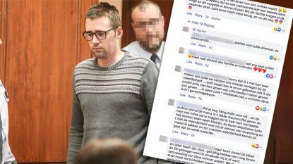 Onderzoek bevolen naar jurylid dat met Facebookposts  uit de biecht klapte over assisenproces rond moord op kapster Julie