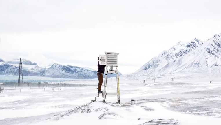 Research at the End of the World, Anna Filipova, 2016. Beeld