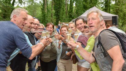 Dit jaar geen Champagnewandeling, volgend jaar weer wel op 11, 12 en 13 juni