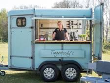 Kaasplein Markelo in gebruik met foodfestival