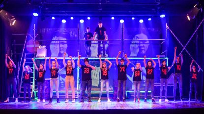Jeugdtheater Joker komt met nieuwe zelf geschreven voorstelling en neemt toeschouwer mee naar een 'perfecte' wereld