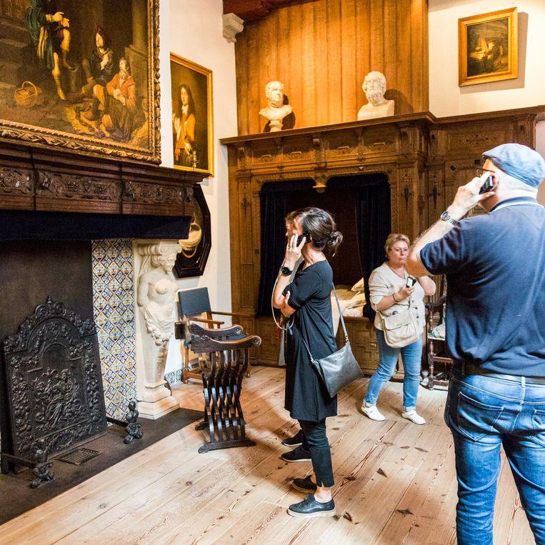 Rembrandthuis Beeld Tammy van Nerum