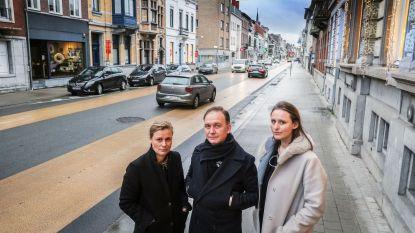 """Handelaars in Doorniksewijk maken zich zorgen over komst trambus: """"We voelen ons in de steek gelaten"""""""