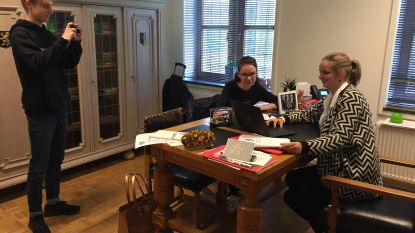 YOUCA-jongeren aan de slag bij gemeente en zelfs in Vlaams parlement