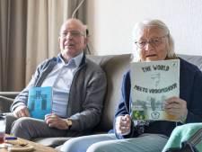 Siem en Marry zijn 70 (!) jaar lid van korfbalclub TOP in Vroomshoop: 'In één klap was het hele eerste weg'