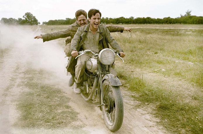 Beeld uit The Motorcycle Diaries