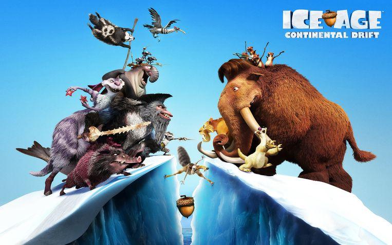 Ice Age 4 3ds