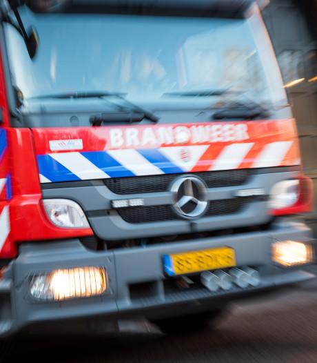 Brand bij boerderij in Ottoland blijkt kampvuur