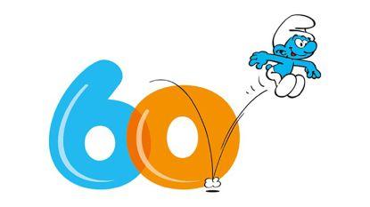 Smurfen vieren 60ste verjaardag met nieuwe tv-reeks